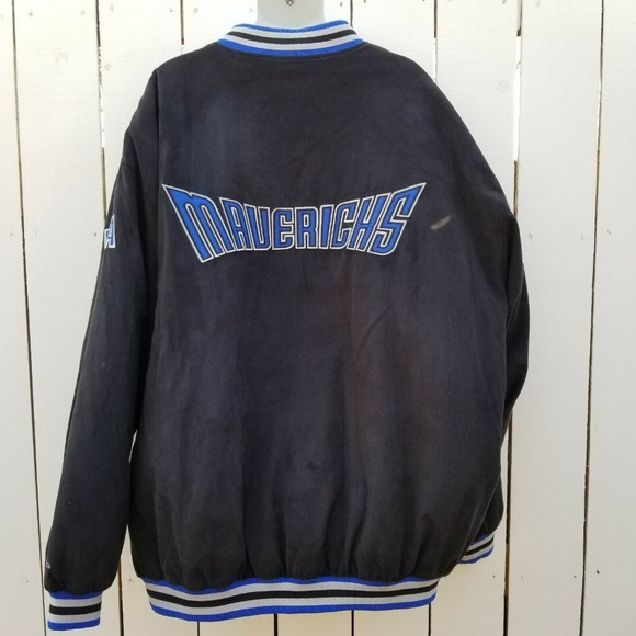 Unique Vintage Other - Dallas Mavericks Embroidered NBA Jacket